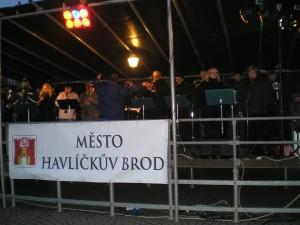 Koledy 2008 Havlíčkův Brod